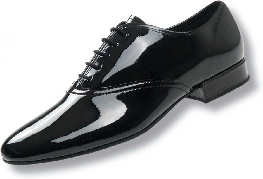 White Charol Shoes
